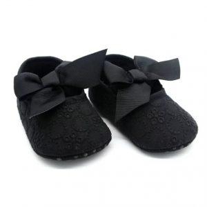 ballerina-kant-strik-zwart